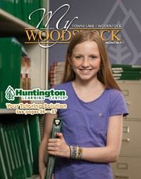 My Woodstock magazine cover