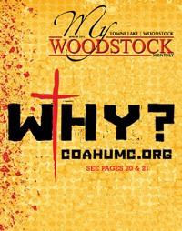 My Woodstock magazine cover