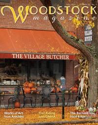 Woodstock magazine cover